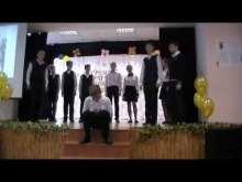 Встреча героев А.П. Чехова на школьной сцене
